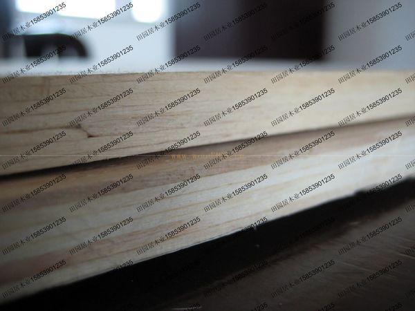 供应杨杂木芯15mm家具多层板田园居板材