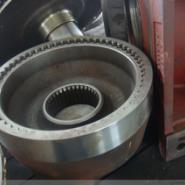 陕西西安混凝土罐车减速机配件图片