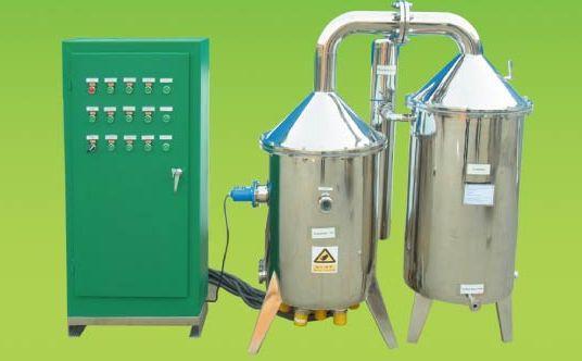 电蒸馏水机实验室蒸馏设备销售