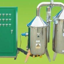 供应电高效蒸馏水机实验室蒸馏设备图片