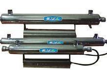 供应小流量饮用水消毒设备紫外线杀菌器图片