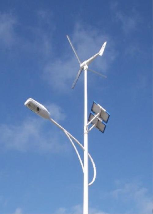 风光互补太阳能路灯厂家直销图片图片