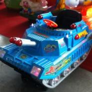 坦克儿童摇摇车图片