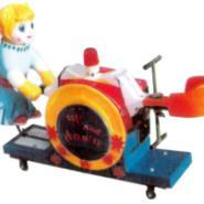 跷跷板打老鼠机小熊摇摇车投币机图片