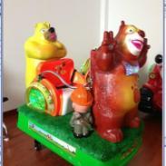 焦作熊出没三合一摇摇车图片