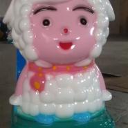 许昌襄城投币一元喜羊羊摇摇车销售图片