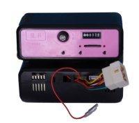 供应摇摇车投币器坏了想接个按扭能代替吗 如果用按钮代替投币器
