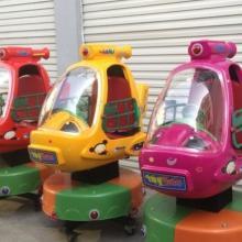 儿童游乐园MP3旋转升降投币飞机游乐场组合设备安装批发