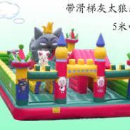 许昌鄢陵沙滩玩具充气包蹦蹦床销售图片
