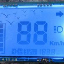 供应电动车仪表液晶显示屏模块