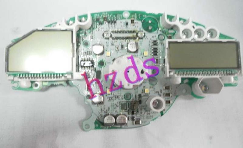 供应汽车仪表LCD液晶显示屏开发图片