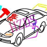 汽车防盗报警器液晶显示屏图片