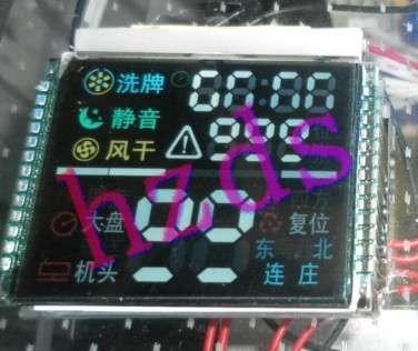 供应麻将机LCD液晶显示屏开发图片