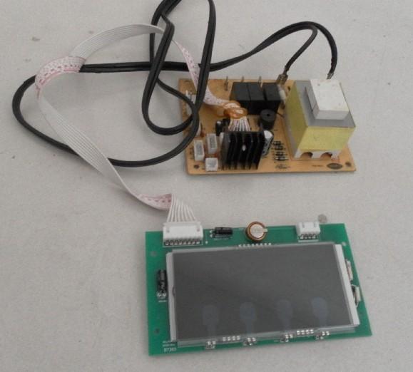 供应制冷系统控制板液晶显示模块图片