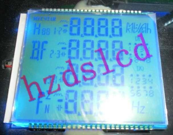 供应电表液晶屏开发图片
