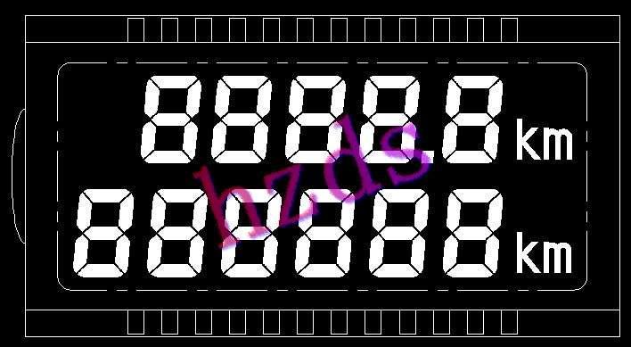 供应LCD液晶屏图片
