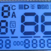 供应电动车仪表液晶显示屏免费开模做样
