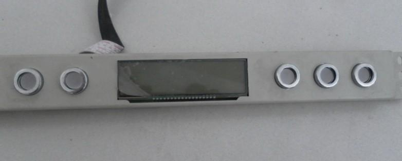 供应浙江油烟机控制板液晶显示屏订做图片