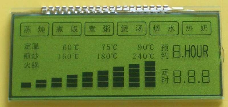 供应STN液晶显示屏图片