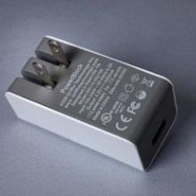 供应可转换头USB口开关电源适配器-AC-DC转换器可换插头式5