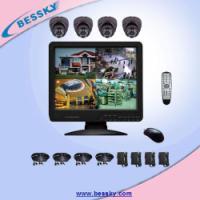 安防监控记录设备硬盘录像机