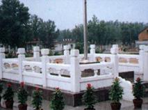 供应石雕围栏,青石栏杆,汉白玉栏杆