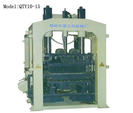 供应砌块砖机