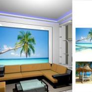 环保墙纸壁画/风景墙画图片