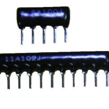 供应SIP(DIP) 网络电阻排阻电阻器图片