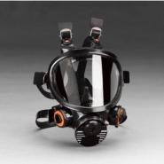 3M7800硅质全面型防护面具图片