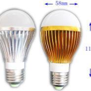 超高亮12W大功率LED球泡灯图片