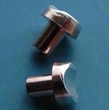 供应厂家直销银点银触头银触点纯银批发