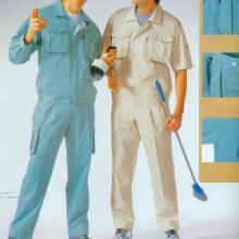 生产供应抗菌吸湿麻棉涤工作服纯棉工程服防静电服装绝缘鞋阻燃耐油装批发