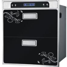 供应消毒柜保洁柜消毒碗柜镶嵌式嵌入式100L110L高温低温紫外图片