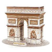 3D立体建筑模型拼图-凯旋门图片