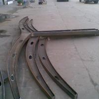 供应山东车棚钢梁加工