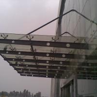 供应潍坊市玻璃雨篷