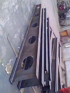 供应玻璃雨篷支架