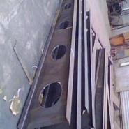 玻璃雨棚支架图片