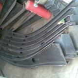 供应用于小区门头|医院车棚|停车场的异型铁件加工