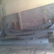 天津异型钢梁加工图片