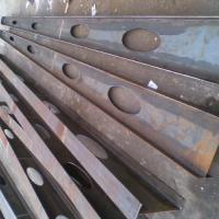 供应雨棚钢梁加工价格