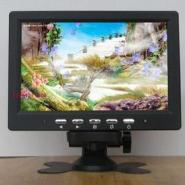 7寸电视液晶监视器触摸显示器图片