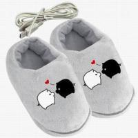 USB暖脚鞋保暖鞋暖脚宝电暖鞋
