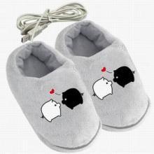 供应USB暖脚鞋保暖鞋暖脚宝电暖鞋 广东省暖脚鞋批发厂家 广州市暖脚鞋供应商