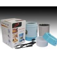 最新不锈钢内胆电热饭盒电子保温瓶图片