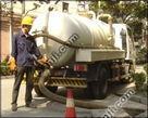 供应东莞樟木头专业环卫车清理化粪池图片