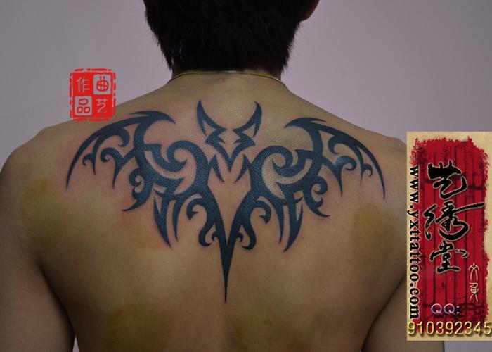 图腾纹身图案_男士图腾纹身图案