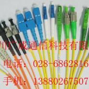 网络级跳线塑料光纤跳线图片