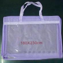 供应PVC毛毯袋批发